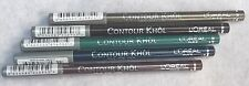 L'Oreal Contour Khol Liner Pencil, a choice of colours - reduced price for MORE!