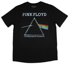 Pink Floyd Men's Distressed The Dark Side of the Moon Big Tall T-Shirt
