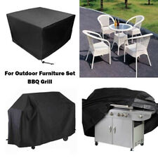 Waterproof Garden Patio Furniture Set Cover Rattan Table Cube Outdoor Protect UK