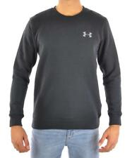 Felpa manica lunga uomo girocollo Under Armour, art. 13028540001, colore ne