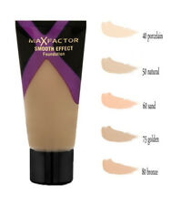 MAX FACTOR SMOOTH EFFECT Fondotinta Liquido 30ml viso make up donna NUOVO