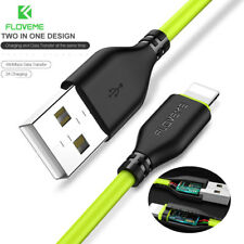 For iPhone 5S 6 7 8 Plus X Apple Charger FLOVEME lightning USB Cable Sync Data