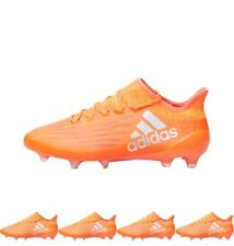 FASHION adidas Mens X 16.1 FG Football Boots Solar Red/Silver Metallic/Hi Res R