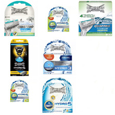 Wilkinson Sword Quattro Titanium Sensitive Cartridge Razor Blades |100% Genuine