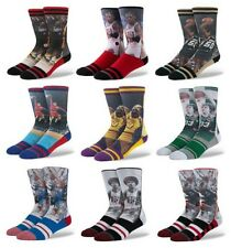 Stance NBA COLLECTION RODMAN BARRY BIRD IVERSON CALZINI CALZE