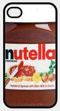 NUTELLA CHOCOLATE SPREAD Rear COVER CASE for iPhone X SE 8 7 6 5 4 Plus iPod