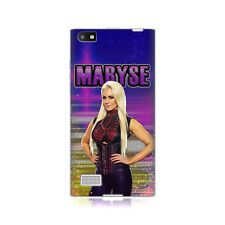 UFFICIALE WWE MARYSE COVER MORBIDA IN GEL PER BLACKBERRY TELEFONI