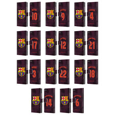 FC BARCELONA 2017/18 PLAYERS THIRD KIT 1 COVER A PORTAFOGLIO PER HUAWEI TELEFONI