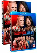 WWE - SURVIVOR SERIES 2017 [DVD or Blu-ray] - Brand New & fast delivery!