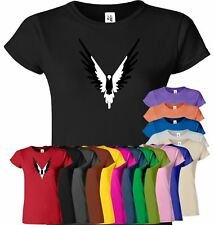 Maverick Womens T Shirt Bird Logan Paul Black Youtuber Amazing Fan Top T-Shirt