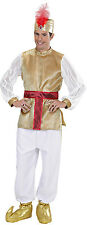 sultan arabe PRINCE costume NEUF - homme carnaval déguisement costume
