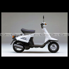 #phm.41764 Photo YAMAHA CP 50 E TRY 1985 SCOOTER Moto Motorcycle