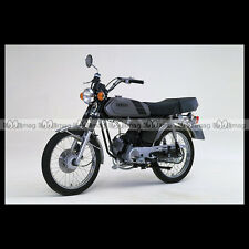 #phm.36686 Photo YAMAHA FS-1 DX FIZZY (FS1 50 DX) 1980 CLASSIC MOPED Moto