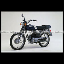 #phm.36696 Photo YAMAHA FS-1 DX FIZZY (FS1 50 DX) 1980 CLASSIC MOPED Moto
