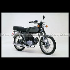 #phm.36732 Photo YAMAHA FS-1 DX FIZZY (FS1 50 DX) 1980 CLASSIC MOPED Moto