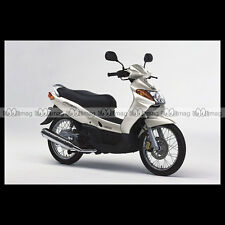 #phm.25340 Photo YAMAHA AT 115 NOUVO 2002 Moto Motorcycle