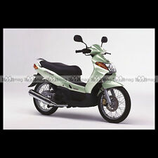 #phm.25338 Photo YAMAHA AT 115 NOUVO 2002 Moto Motorcycle
