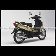 #phm.25341 Photo YAMAHA AT 115 NOUVO 2002 Moto Motorcycle