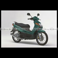 #phm.25333 Photo YAMAHA AT 115 NOUVO 2002 Moto Motorcycle