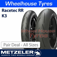 Metzeler Racetec RR K3 Pair Deal - All Sizes