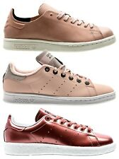 ADIDAS STAN SMITH BOOST W metallo DONNE Scarpe da tennis da donna scarpe