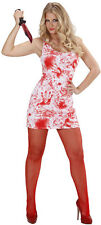 Bloody Mary Costume Halloween NUOVO - donna Carnevale Travestimento Costume