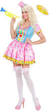sexy clown fille costume NEUF - femmes carnaval déguisement costume