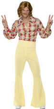 anni 60 Groovy GUY COSTUME NUOVO - uomo Carnevale Travestimento Costume