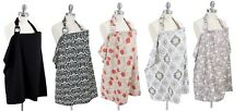 Bebe Au Lait Nursing Cover Breastfeeding Apron Premium Deluxe 100% Cotton