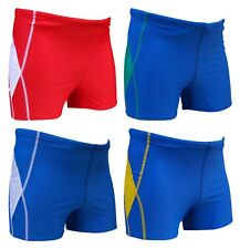 Acclaim Fitness Cairns Calzoncillos Boxers Rojo Blanco Hombre Corbata Cord Lycra