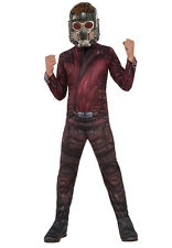 Guardians of the Galaxy Star-Lord Costume per bambini NUOVO - ragazza Carnevale