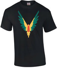 Colorful Maverick T-shirt Logang Youtube Jake Logan Paul Team 10 Youtuber