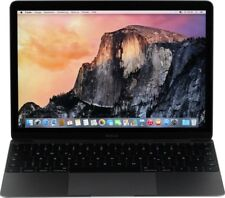 Apple MacBook 12 - Intel Core i5 1,30GHz (16GB|256GB|spacegrau) 2017