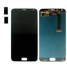 Lcd Vetrino Touch Screen Display Schermo Vetro Glass Flex Per Meizu Mx5 MX 5