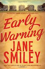 Early Warning (Last Hundred Years Trilogy) by Smiley, Jane Book The Fast Free