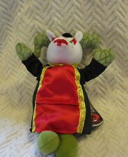 Queen Armadillo Farce Wars Fantom Meanies Tags Bean Bag Plush 1999 NWT