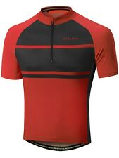 Altura Team Red-Black Airstream 2 Short Sleeved Cycling Jersey