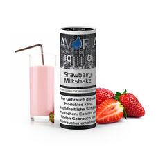 Liquid Strawberry Milkshake