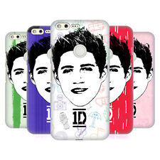 OFFICIAL ONE DIRECTION GRAPHIC FACE NIALL HARD BACK CASE FOR GOOGLE PHONES