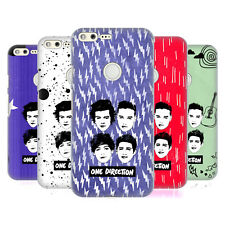 OFFICIAL ONE DIRECTION GROUP GRAPHIC FACES HARD BACK CASE FOR GOOGLE PHONES
