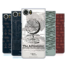 OFFICIAL BRITISH MUSEUM ADVENTURE AND DISCOVERY BACK CASE FOR BLACKBERRY PHONES