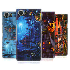 OFFICIAL GENO PEOPLES ART HALLOWEEN HARD BACK CASE FOR BLACKBERRY PHONES