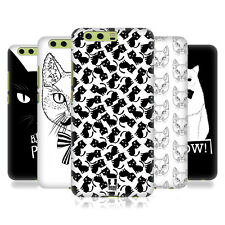 HEAD CASE DESIGNS PRINTED CATS 2 HARD BACK CASE FOR HUAWEI PHONES 1