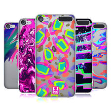 HEAD CASE DESIGNS COLOURFUL ABSTRACT HARD BACK CASE FOR APPLE iPOD TOUCH MP3
