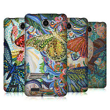 OFFICIAL ERIKA POCHYBOVA INSECTS HARD BACK CASE FOR LENOVO PHONES