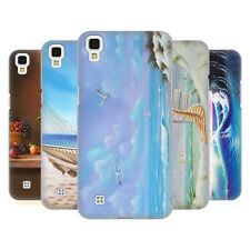 OFFICIAL GENO PEOPLES ART HOLIDAY HARD BACK CASE FOR LG PHONES 2