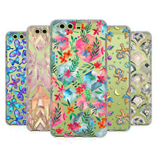 OFFICIAL MICKLYN LE FEUVRE PATTERNS 7 SOFT GEL CASE FOR HUAWEI PHONES