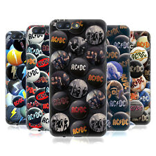 OFFICIAL AC/DC ACDC BUTTON PINS HARD BACK CASE FOR ONEPLUS ASUS AMAZON