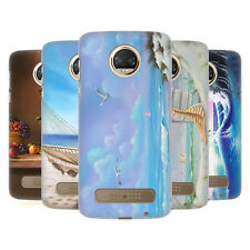 OFFICIAL GENO PEOPLES ART HOLIDAY HARD BACK CASE FOR MOTOROLA PHONES 1