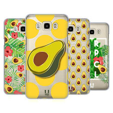HEAD CASE DESIGNS AVOCADO PRINTS HARD BACK CASE FOR SAMSUNG PHONES 3
